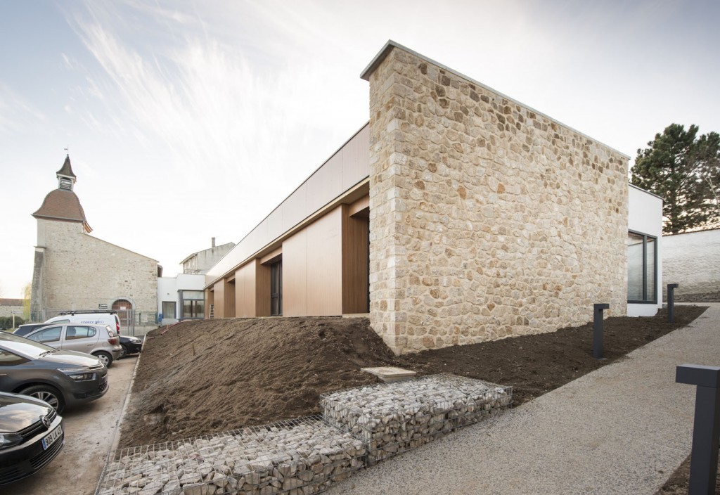 Extension de l 39 ehpad de bas en basset par atelier for De atelier architects