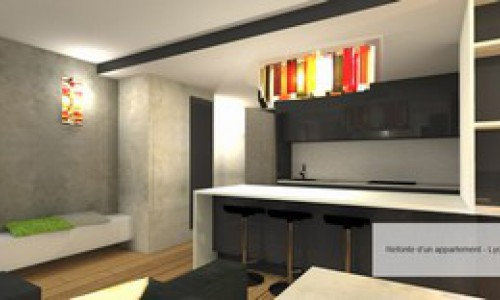 Architectes d int rieur et d corateurs agence soglia for Agence appartement lyon