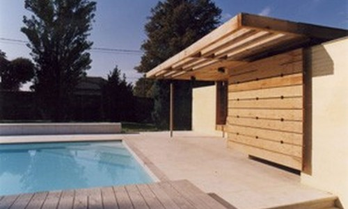 Amenagement d epace de loisirs en hauteur par suchail for Pole house piscine